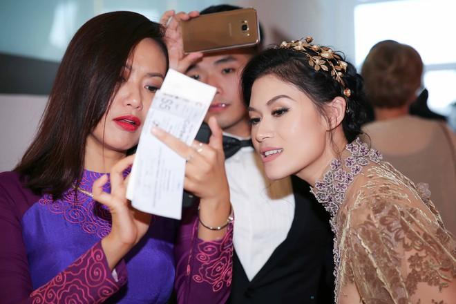 Hồng Ánh, Ngọc Thanh Tâm xuất hiện rực rỡ tại LHP Cannes 2017 - Ảnh 6.