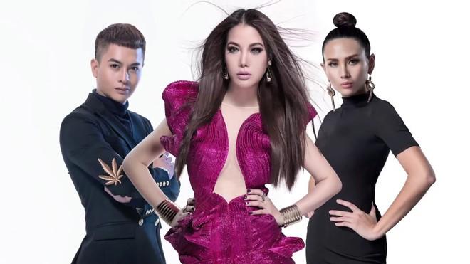 The Face - The Look - Vietnams Next Top Model chính thức về cùng một nhà - Ảnh 2.
