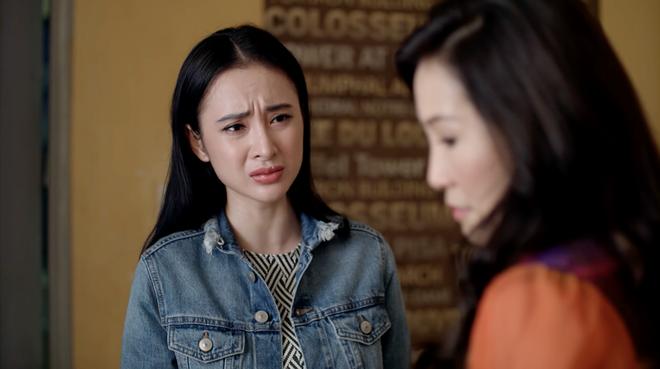 Glee: Angela Phương Trinh khóc ngất khi mẹ cô đòi mang đứa con mới sinh đem đi cho - ảnh 5