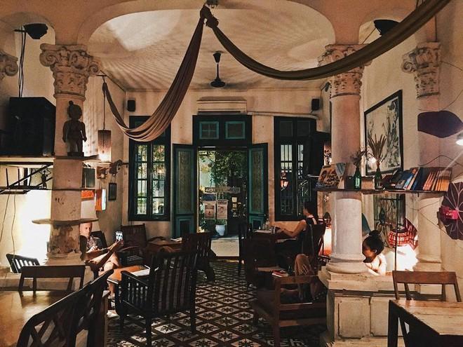 5 quán cafe vừa chất, vừa đẹp ẩn mình trong những ngôi biệt thự cổ ở Hà Nội - Ảnh 42.