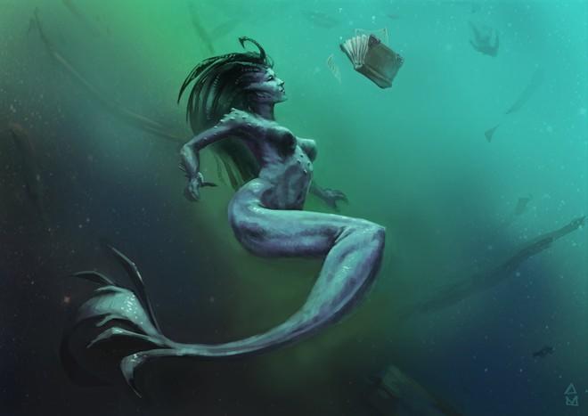 Những huyền thoại vừa hấp dẫn vừa rùng rợn đằng sau nhan sắc tuyệt trần của nàng tiên cá - Ảnh 8.