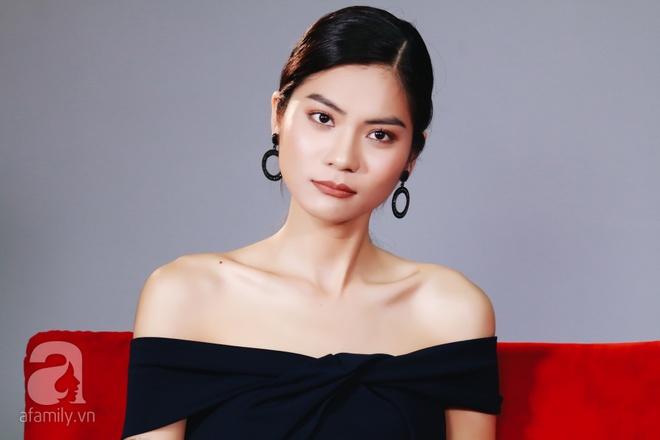 Kim Dung rớt nước mắt khi kể về cô gái siêu gầy Cao Ngân ở nhà chung Next Top - Ảnh 3.
