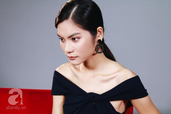 Kim Dung rớt nước mắt khi kể về cô gái siêu gầy Cao Ngân ở nhà chung Next Top - Ảnh 4.