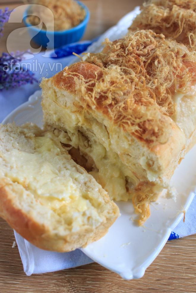 Từ A-Z cách làm bánh mì nhân phô mai tan chảy siêu hot - Ảnh 15.