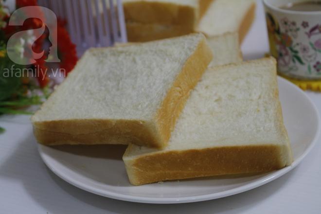 Cách làm bánh mì gối mềm thơm mê mẩn - Ảnh 7.