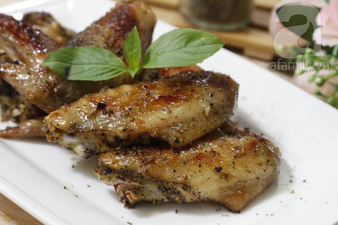 2 món ngon từ cánh gà khiến ai ăn cũng ghiền! - Ảnh 8.
