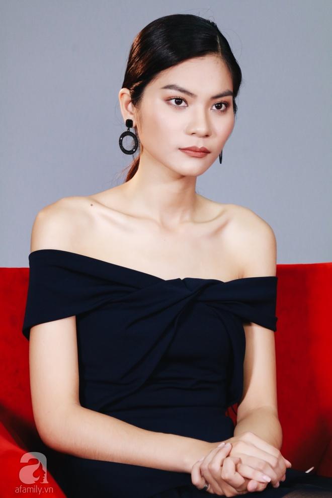 Kim Dung rớt nước mắt khi kể về cô gái siêu gầy Cao Ngân ở nhà chung Next Top - Ảnh 1.
