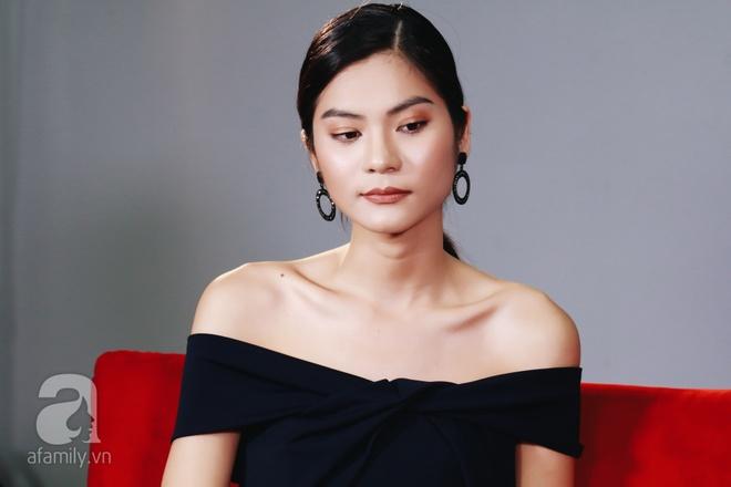 Kim Dung rớt nước mắt khi kể về cô gái siêu gầy Cao Ngân ở nhà chung Next Top - Ảnh 2.