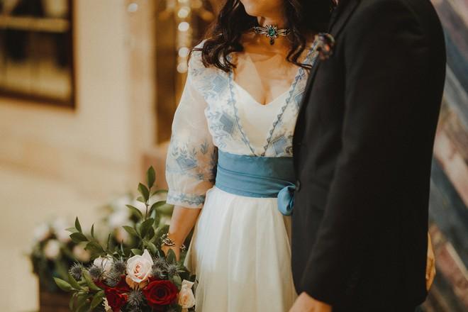 Đám cưới bí mật 3 không của cặp đôi Việt gây sốt MXH vì long lanh như phim tại cực Nam nước Anh - Ảnh 16.