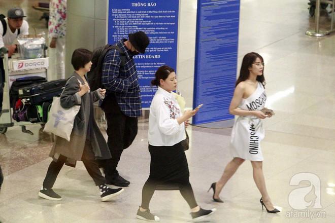 Quá nhanh quá nguy hiểm, So Ji Sub rời sân bay trong chớp nhoáng - Ảnh 5.