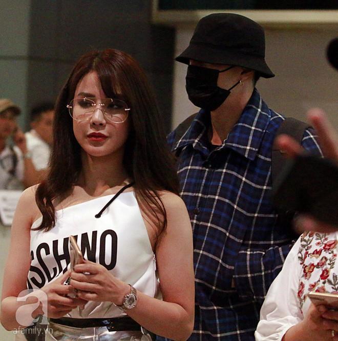 Quá nhanh quá nguy hiểm, So Ji Sub rời sân bay trong chớp nhoáng - Ảnh 7.