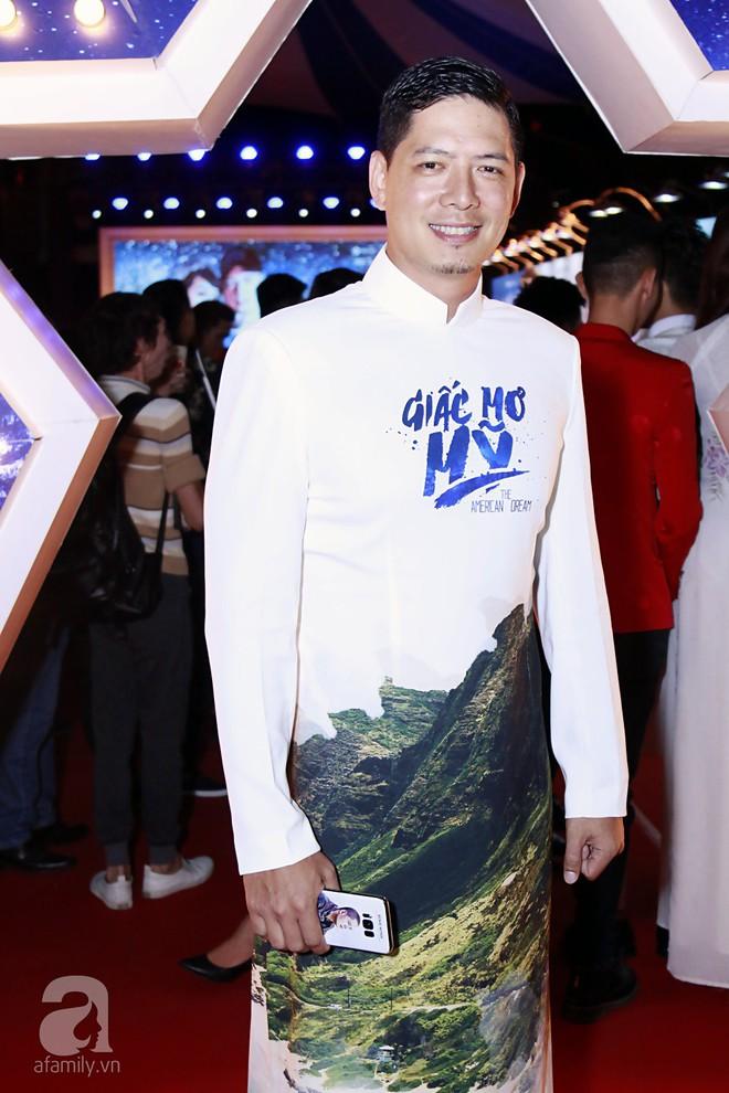 Vắng mặt vợ đại gia, Bình Minh vẫn tươi tắn đến họp báo phim - Ảnh 4.