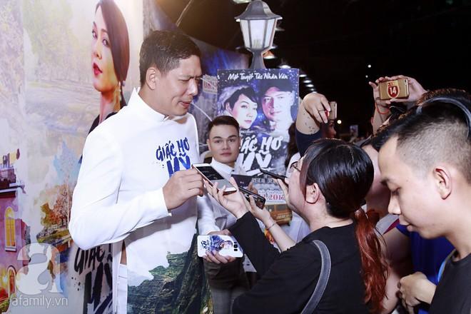 Vắng mặt vợ đại gia, Bình Minh vẫn tươi tắn đến họp báo phim - Ảnh 5.