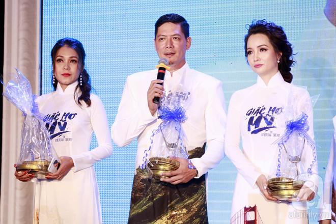 Vắng mặt vợ đại gia, Bình Minh vẫn tươi tắn đến họp báo phim - Ảnh 1.
