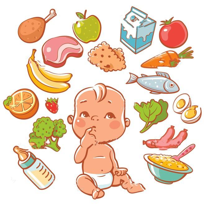 17 món ăn cho trẻ từ 6-36 tháng tuổi suy dinh dưỡng chậm lớn phục hồi, tăng cân lành mạnh - Ảnh 2.
