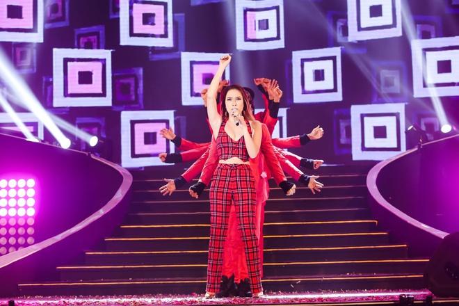 Mỹ Tâm lần đầu mang hit triệu view gây sốt lên sân khấu - Ảnh 5.