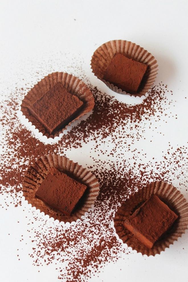 Tự làm nama chocolate tươi ngon không khó chút nào - Ảnh 5.