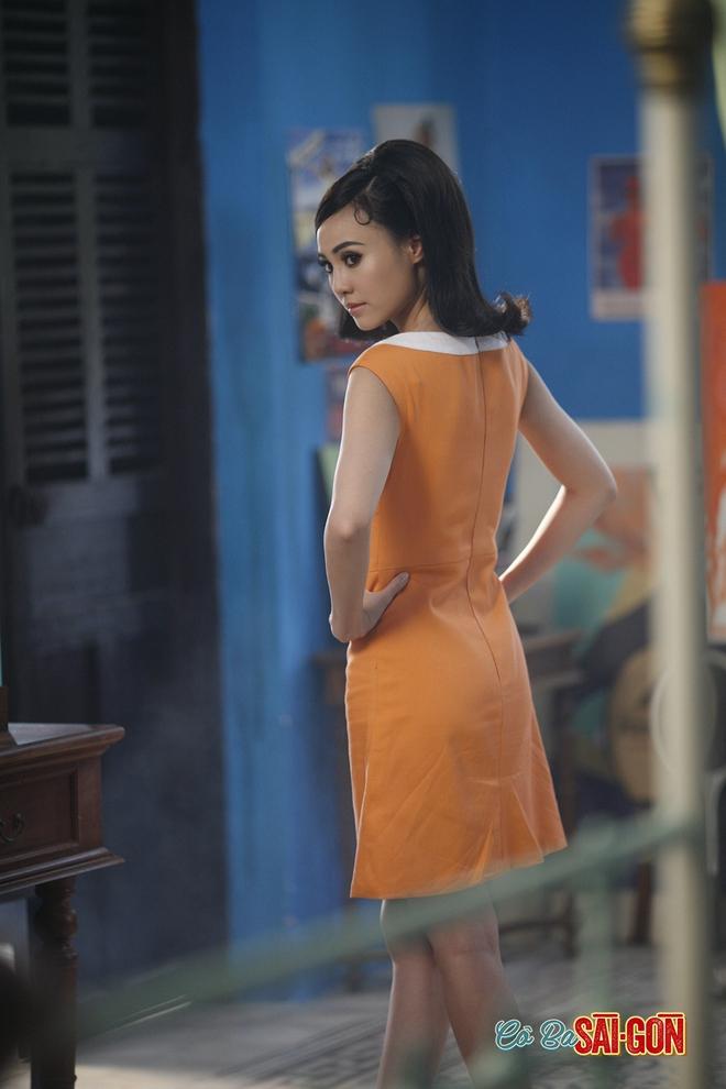 Ngô Thanh Vân thẳng tay tát Lan Ngọc chỉ vì cô không biết may áo dài - Ảnh 6.