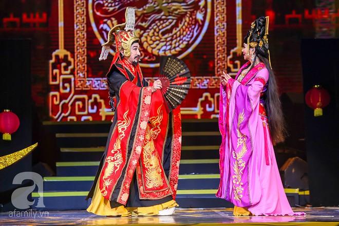 Xuân Hinh trốn vào chùa đi tu 30 năm, gặp ngay nhà sư trụ trì là Dương Ngọc Thái - Ảnh 7.