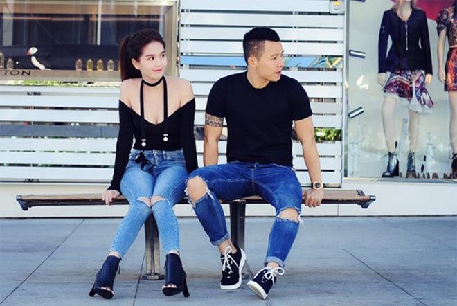 Mâu thuẫn cá nhân, Ngọc Trinh và Khắc Tiệp hủy kết bạn với nhau trên mạng xã hội - Ảnh 2.