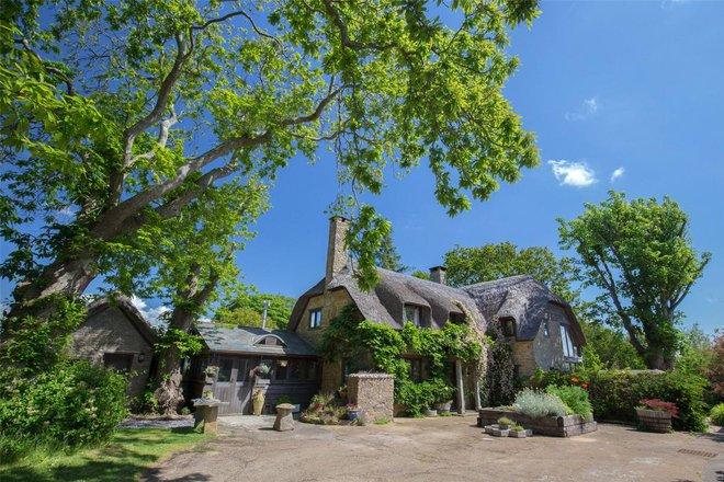 10 ngôi nhà cổ tích ai cũng ao ước giá mà cứ cuối tuần là được về đây ở - Ảnh 1.
