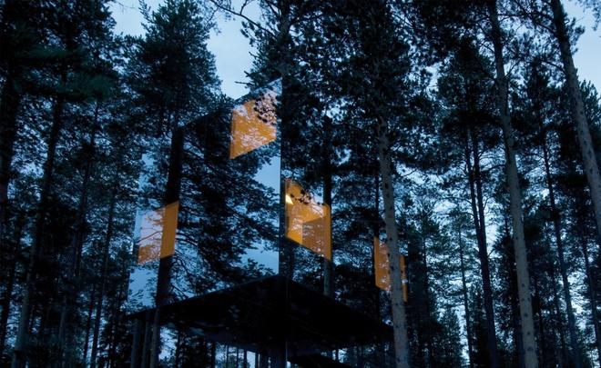 Những ngôi nhà kỳ lạ khéo lẩn trốn giữa thiên nhiên khiến bạn dễ bị đánh lừa - Ảnh 16.