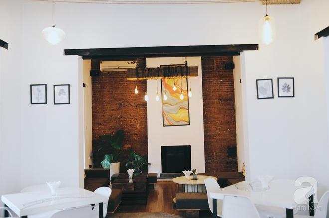5 quán cafe vừa chất, vừa đẹp ẩn mình trong những ngôi biệt thự cổ ở Hà Nội - Ảnh 5.