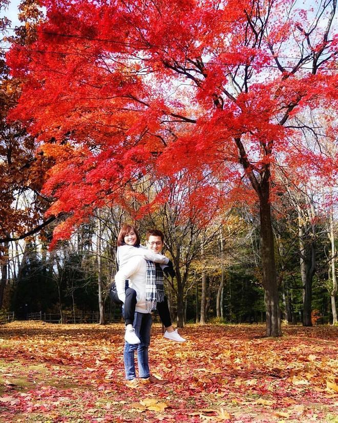 Mùa cưới đến rồi, bỏ túi ngay những địa chỉ chụp ảnh đẹp mê ly với lá vàng, lá đỏ này thôi - Ảnh 13.