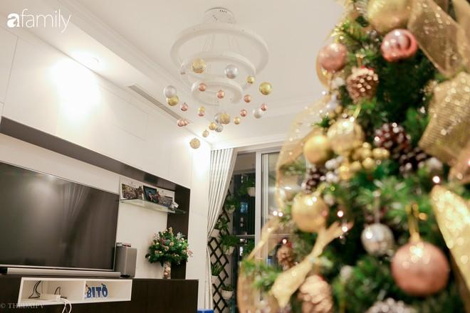 Hai căn hộ được trang trí đậm vị Giáng sinh với chi phí chỉ dưới 10 triệu đồng ở Hà Nội - Ảnh 13.