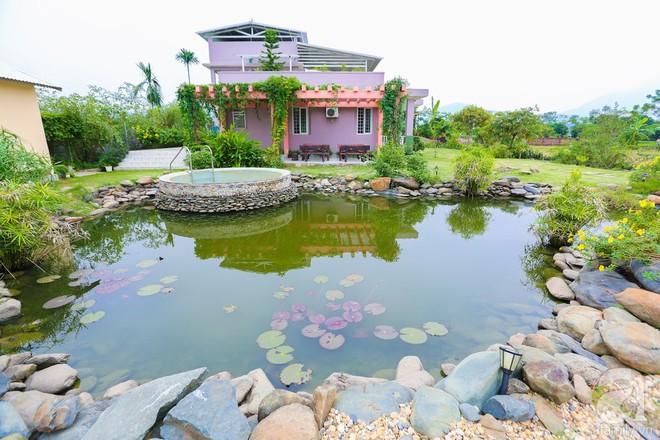 Ngôi nhà vườn xanh mát bóng cây của nữ giảng viên đại học chỉ cách Hà Nội 30 phút chạy xe - Ảnh 5.