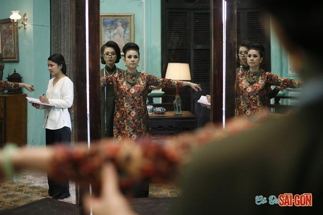 Ngô Thanh Vân thẳng tay tát Lan Ngọc chỉ vì cô không biết may áo dài - Ảnh 9.