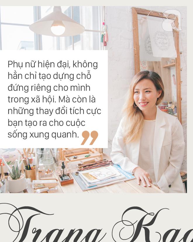 Nữ nghệ nhân Trang Kao – Khi phụ nữ lên tiếng về sáng tạo! - Ảnh 8.