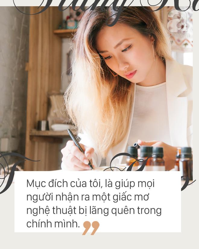 Nữ nghệ nhân Trang Kao – Khi phụ nữ lên tiếng về sáng tạo! - Ảnh 4.