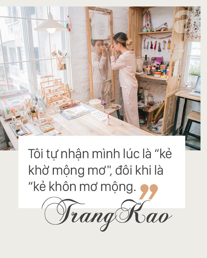 Nữ nghệ nhân Trang Kao – Khi phụ nữ lên tiếng về sáng tạo! - Ảnh 9.