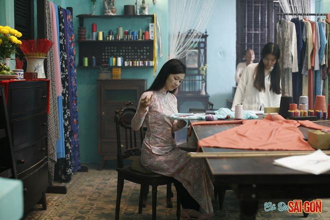 Ngô Thanh Vân thẳng tay tát Lan Ngọc chỉ vì cô không biết may áo dài - Ảnh 12.