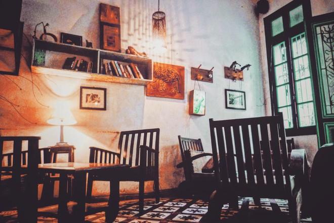 5 quán cafe vừa chất, vừa đẹp ẩn mình trong những ngôi biệt thự cổ ở Hà Nội - Ảnh 41.