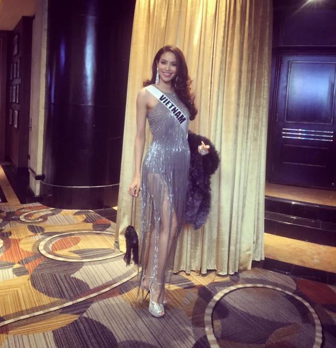 Xem Nguyễn Thị Loan đi thi Miss Universe lần này, mà nhiều người chỉ nhớ đến Phạm Hương của 2 năm trước - Ảnh 2.