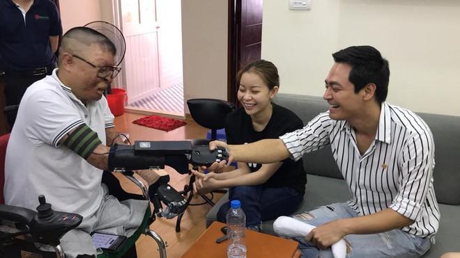 Soi nhất cử nhất động của sao Việt (13/11) - Ảnh 9.