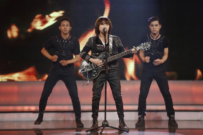 Soái ca nhí Thiên Khôi chính thức trở thành Quán quân Vietnam Idol Kids 2017 - ảnh 5