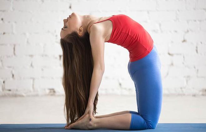 10 động tác yoga tốt nhất có thể tăng khả năng miễn dịch của bạn, phòng ngừa bệnh cúm - Ảnh 13.
