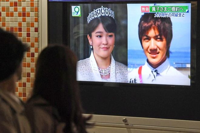Chuyện tình 5 năm với chàng trai thường dân được giữ bí mật đến phút cuối cùng của công chúa Nhật Bản - Ảnh 1.