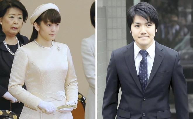 Chuyện tình 5 năm với chàng trai thường dân được giữ bí mật đến phút cuối cùng của công chúa Nhật Bản - Ảnh 2.