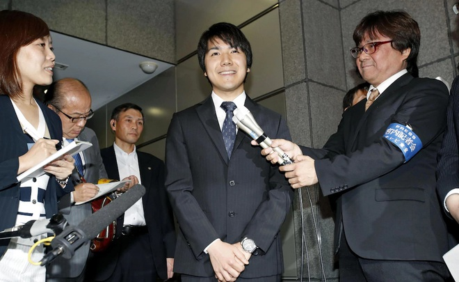Chuyện tình 5 năm với chàng trai thường dân được giữ bí mật đến phút cuối cùng của công chúa Nhật Bản - Ảnh 4.
