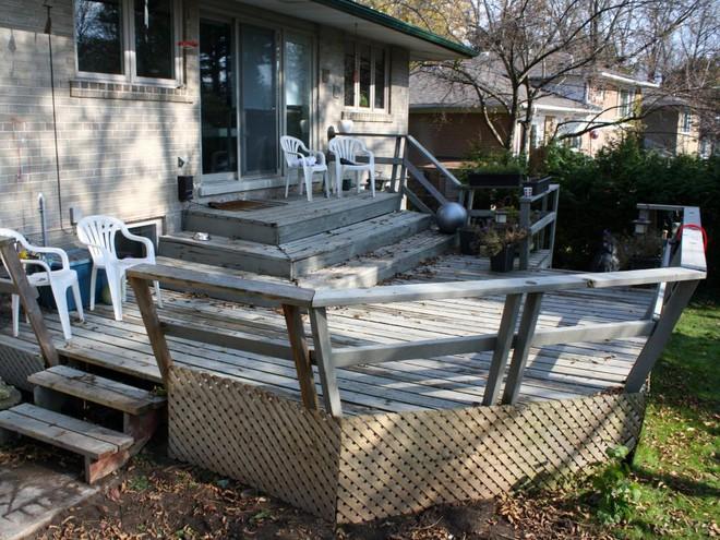 Những ý tưởng tuyệt vời cho việc cải tạo hiên nhà và sân vườn - Ảnh 1.