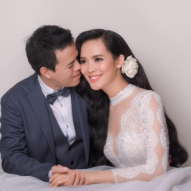 Choáng trước đám cưới xa hoa cả chục tỷ đồng của người đẹp Hoa hậu Hoàn vũ 2015 và đại gia mía đường - Ảnh 4.