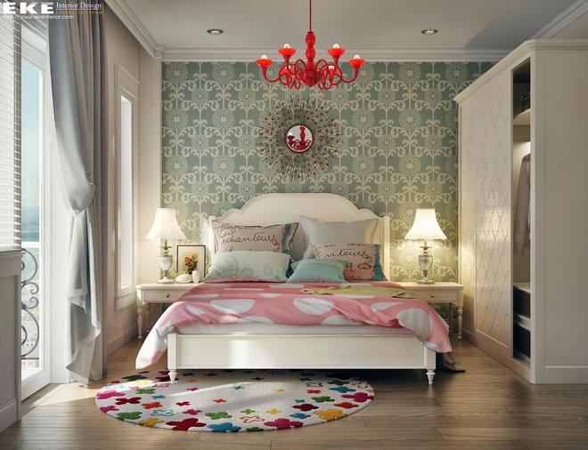Chọn lựa chủ để trước khi trang trí phòng ngủ để tạo hiệu ứng sống động nhất - Ảnh 1.