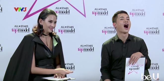 Nam Trung - Thánh biểu cảm của Vietnams Next Top Model 2017 đã xuất hiện rồi đây - Ảnh 11.