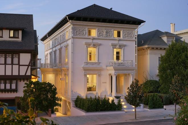 Bỏ ra 500 nghìn tỷ, Tỷ phú Kyle Vogt đang là người sở hữu ngôi nhà đắt nhất tại San Francisco - Ảnh 1.