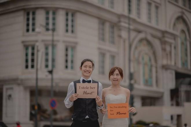 Đứng ngồi không yên trước bộ ảnh cưới đẹp như mơ chụp tại Việt Nam của cặp đôi Đài Loan - Ảnh 3.