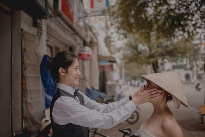Đứng ngồi không yên trước bộ ảnh cưới đẹp như mơ chụp tại Việt Nam của cặp đôi Đài Loan - Ảnh 10.